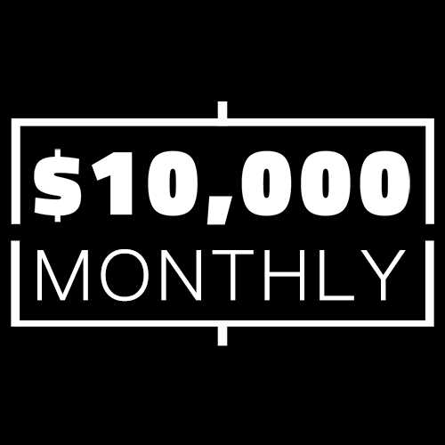 $10,000 Player of the Month