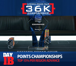 $36,000 POINTS CHAMPIONSHIPS
