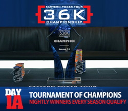 $36,000 TOURNAMENT OF CHAMPIONS