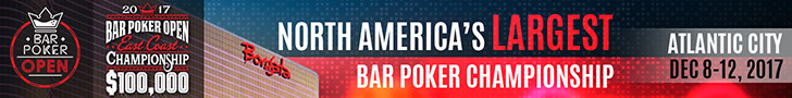 Bar Poker Open East Coast Championship 2017