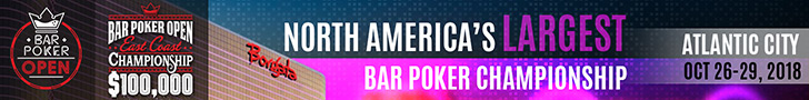 Bar Poker Open East Coast Championship 2018
