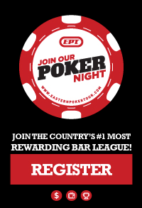 Join our Poker Night
