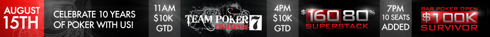 Team Poker Challenge 7