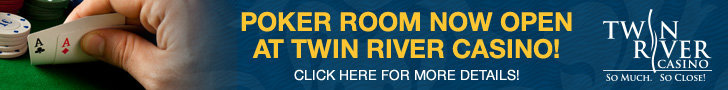 Twin River Poker Room